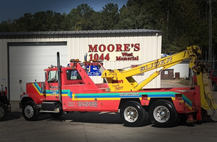 Moore's Truck & Auto/ Moore's Towing